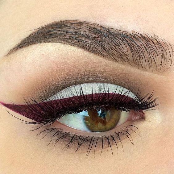 #eyeliner #delineador #ojos #eyes #makeup