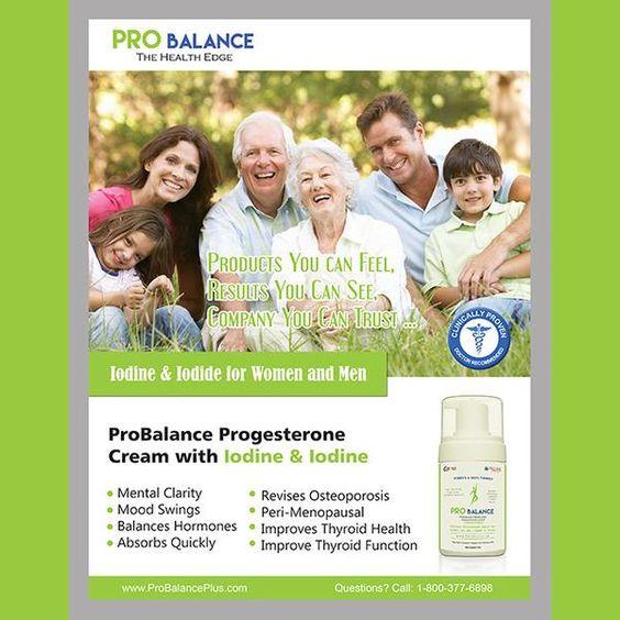 Essential Cream + iodine & Iodide Balances Hormones Improves thyroid health Relieves menopause symptom Absorbs Quickly Relieves perimenopausal symptoms Io
