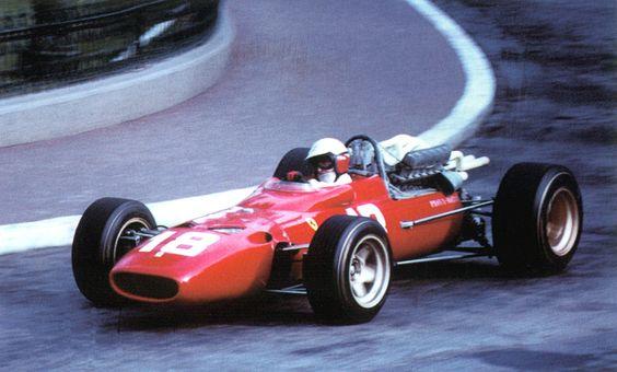 Lorenzo Bandini, Ferrari 312, 1967