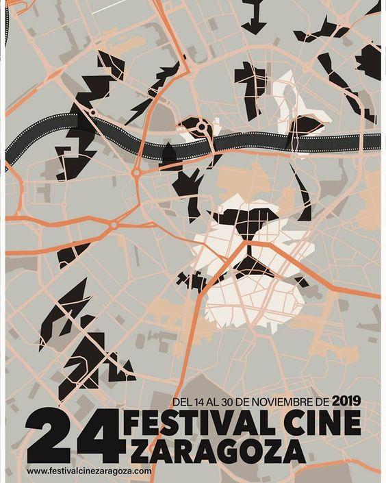 Accesit2 Festival Cine Zaragoza 2019-EL CINE PASA POR LA CIUDAD de Francisco Javier Domínguez de la Casa