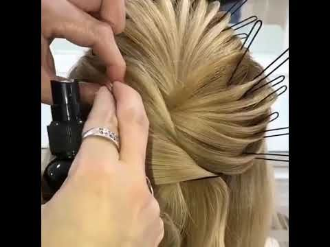 Tasrihat Cha3r Jamila Diy 2019 تسريحات شعر بسيطه و سهله Youtube Hair Styles Make It Yourself Diy