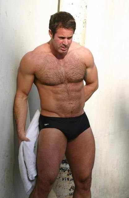 Speedos, Thighs and Muscle on Pinterest
