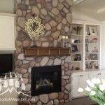 RIVER ROCK (Color: Waterton)   Kodiak Mountain Stone #fireplace