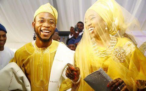 Photos: Osinbajo, Ambode, Ajimobi, others attend Osun state governor, Rauf Aregbesola's son's wedding - https://www.thelivefeeds.com/photos-osinbajo-ambode-ajimobi-others-attend-osun-state-governor-rauf-aregbesolas-sons-wedding/