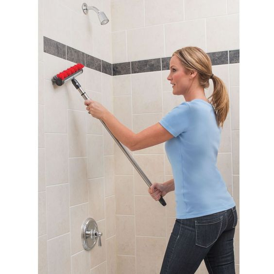 The Superior Grout Scrubber - Hammacher Schlemmer