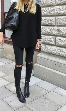Trendy Knitted Women Pullover