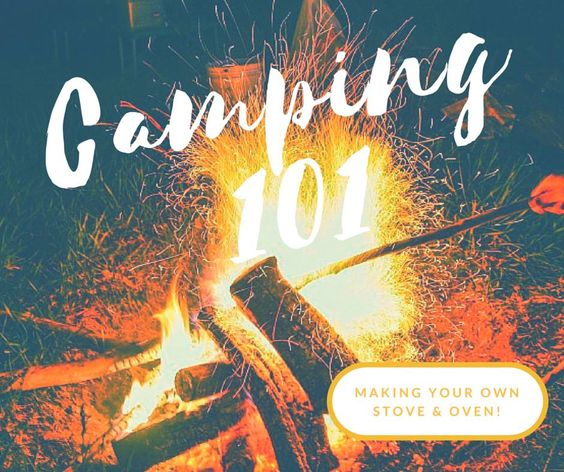 As we all know,  #camping gear gets really expensive really quick...but there are some DIY ways to avoid spending too much money such as making your own camping #stove or oven out of everyday material. #campingtips #camping101