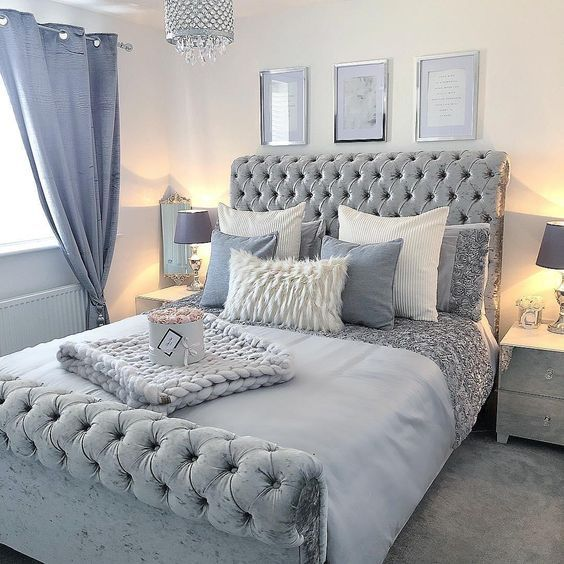 Grey Bedrooms Are Making A Huge Comeback In The Design World This So Called Boring Color That Grey Bedroom Decor Grey Bedroom Design Bedroom Inspiration Grey