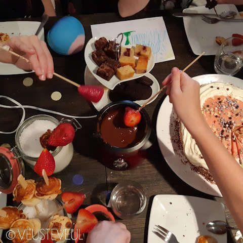 Kinderfeestje Bij Brownies Downies Wageningen Veusteveul Nl Voedsel Ideeen Eten En Drinken Lekker Eten