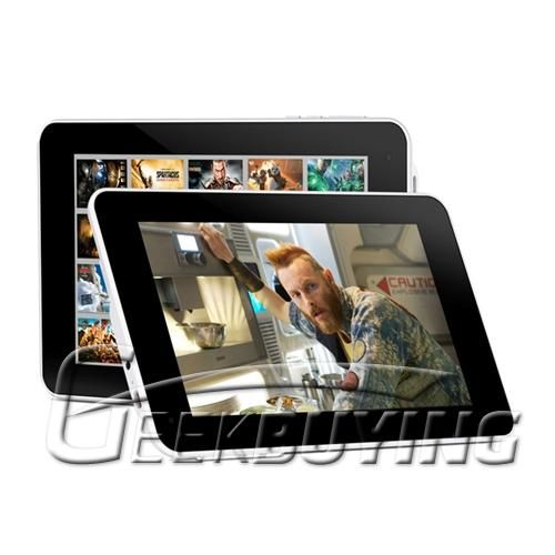 Teclast P76e Dual-core 7 inch Rockchip RK3066 Android 4.1 G+G Screen Tablet PC 1G 8G $98.99