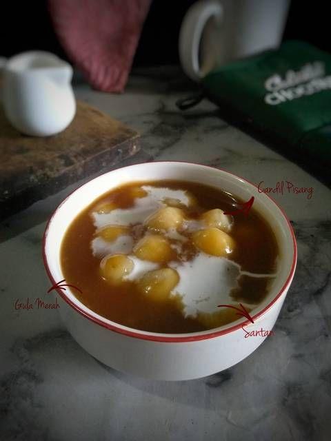 Candil Pisang Resep Makanan Makanan Resep Masakan
