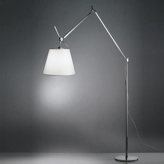 Artemide Tolomeo Mega Floor Stehleuchte Workbrands Stehleuchte Dimmbar Design Lampen Artemide Leuchten