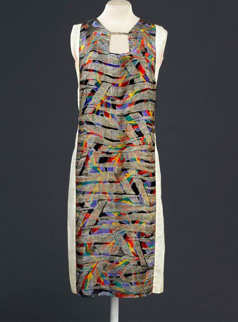 Sonia Delaunay, made Robert accessible