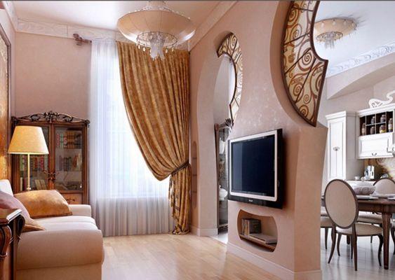 luxus wohnzimmer gestalten in grün sofas decke dekoration - luxus wohnzimmer dekoration