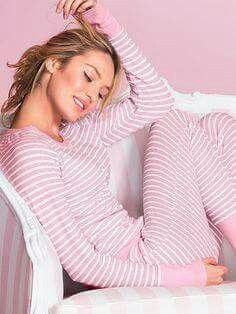 Cute and comfy in pink....m