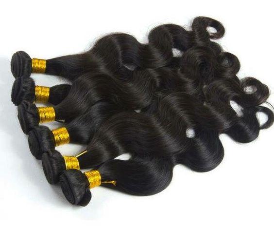 poersh human hair extension