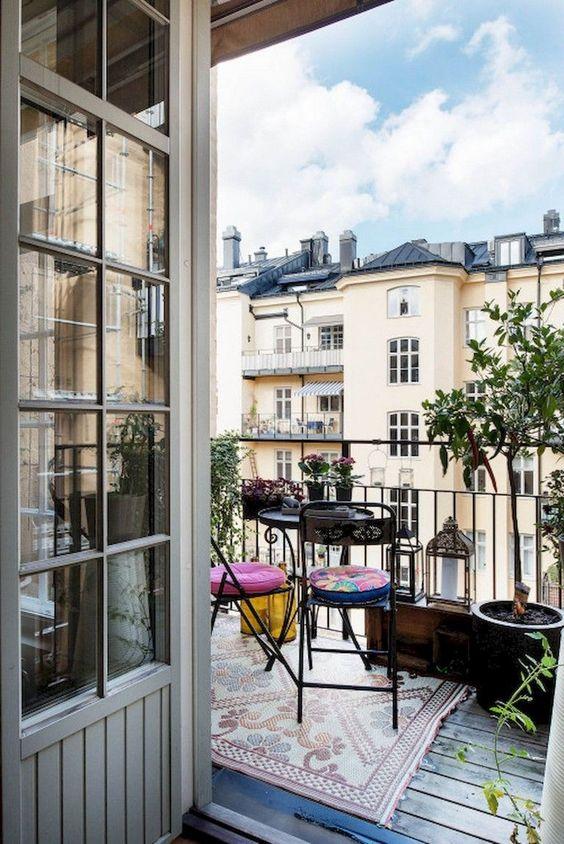 59 Gorgeous Balcony Decorating Ideas Balcony