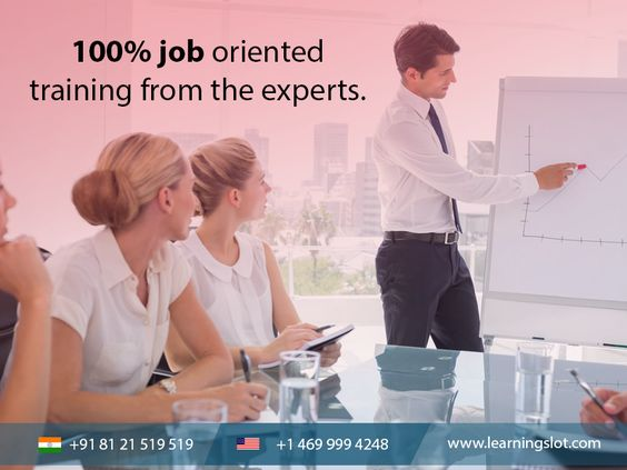 Worried about getting a job! Now, get trained from professionals to be Job ready. http://goo.gl/IyIo53