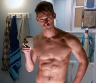 ... model makes cameo in trailer for The Real O'Neals | Gay Star News
