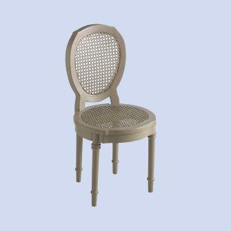Petite Chaise Cannage BRONZE Mixte - Puériculture - Jacadi Paris