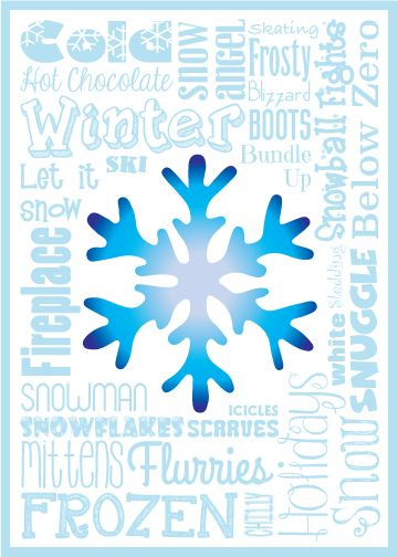 Image result for enjoy the winter word images