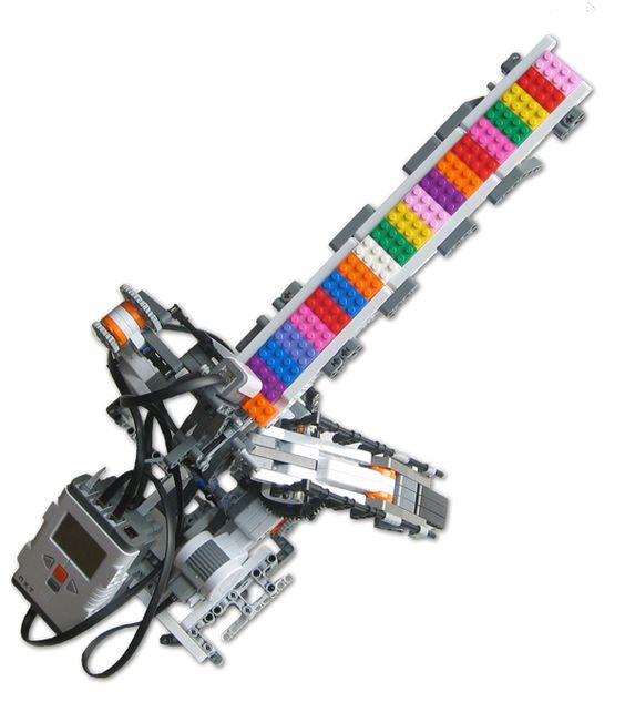 Lego Mindstorms Instructions Color Sorter