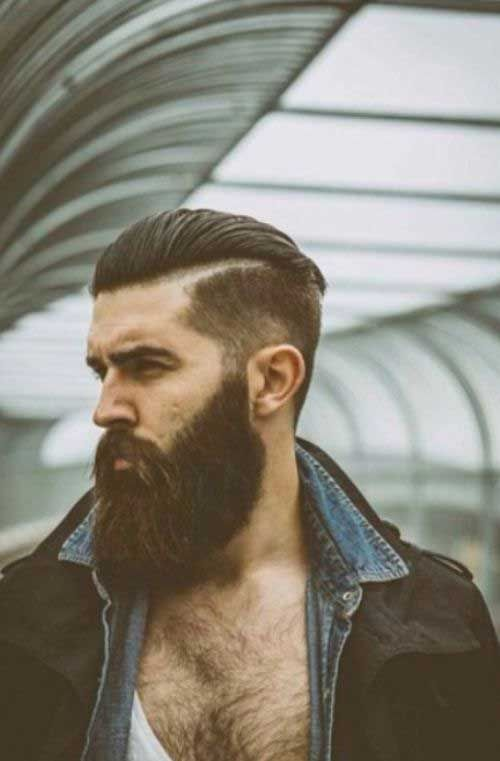 Wondrous Slicked Back Mohawk Style Men39S Everything Pinterest Short Hairstyles For Black Women Fulllsitofus