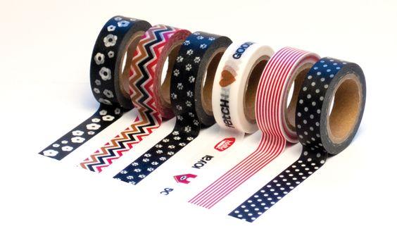 Queen & Company -Trendy Tape Pet Set - CHA Winter 2012