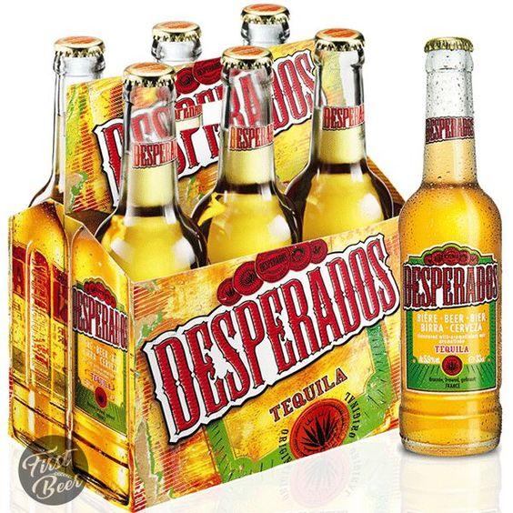 bia nhập khẩu Mexico desperados