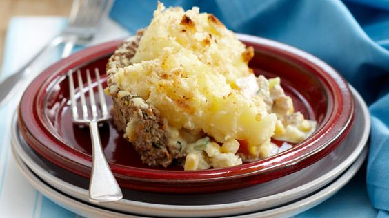 Meatloaf Pie | Recipes: Beef | Pinterest | Pies, Recipes and Food