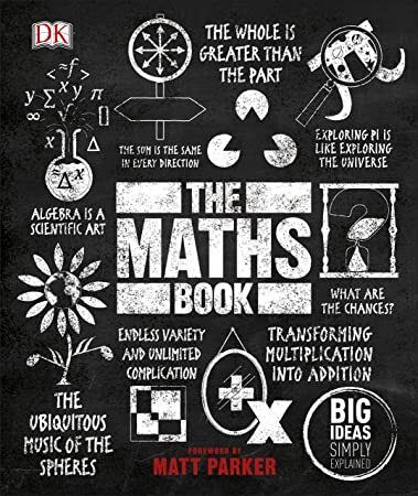 Ebook The Maths Book Big Ideas Simply Explained Math Books What Book Got Books