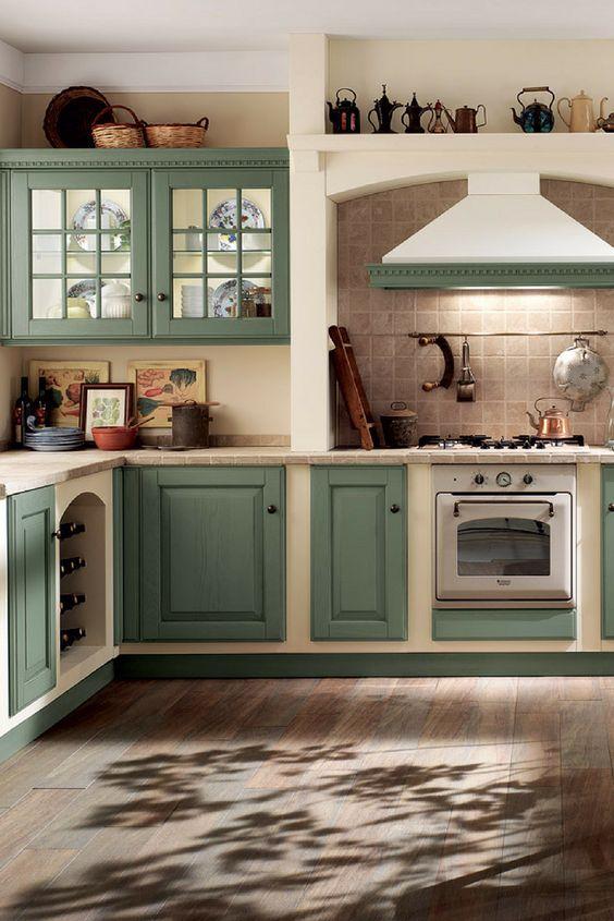 Die besten 25+ mintgrün Küche Ideen auf Pinterest Neuwertige - küchentisch mit stühle