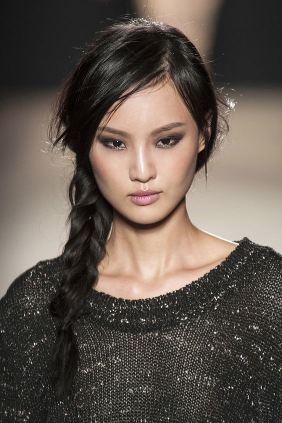 If you're stumped on how to wear your hair try the versatile braid! #hair #trends #look #fashion #beauty