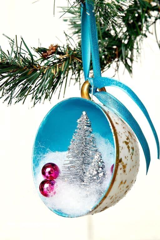 Christmas Ornaments 2020 Homemade New DIY Christmas Craft Trends | Christmas ornaments, Christmas