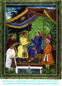 Mughal ART - www.parisindiaconnections.com