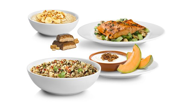 Curves: Meal Plans and Diet Program for Curves Complete. Health Nut!