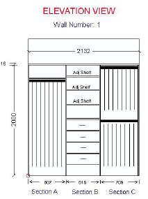 Bedroom Wardrobe Inserts And Storage Solutions For Home