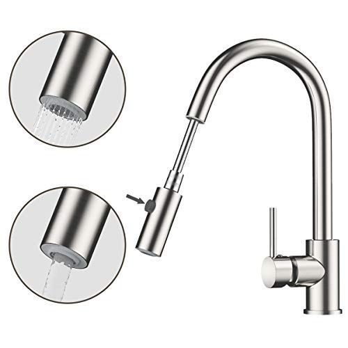 Fittings & Kitchen Faucets, Water