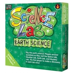 Science Lab Earth Science Game