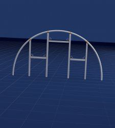 End Wall Kits for Quonset and Low Sidewall Greenhouses | Growers Solution
