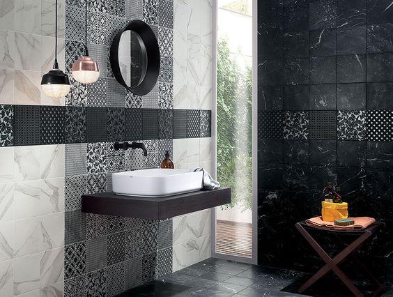 Fap ceramiche piastrelle bagno per pavimenti e rivestimenti fap ceramiche tiles pinterest - Rivestimenti bagno roma ...