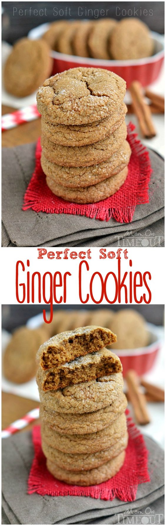 1000+ ideas about Soft Gingerbread Cookies on Pinterest | Gingerbread ...