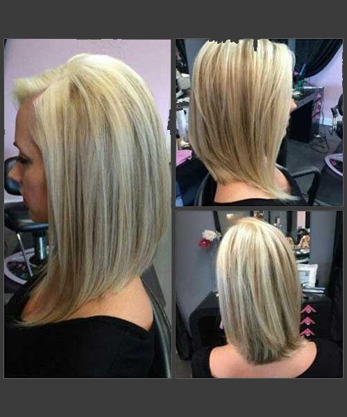 50 Ultra Sizzling Medium Haircuts for Women 2016