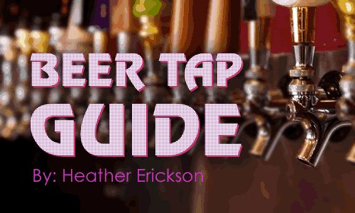 Beer Faucet and Tap Guide - Classic or Functional, Shiny and Trendy