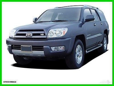 awesome 2004 Toyota 4Runner - For Sale View more at http://shipperscentral.com/wp/product/2004-toyota-4runner-for-sale-2/