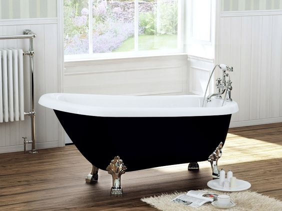 What Do You Think Of Our Luxury Free Standing Slipper Bath