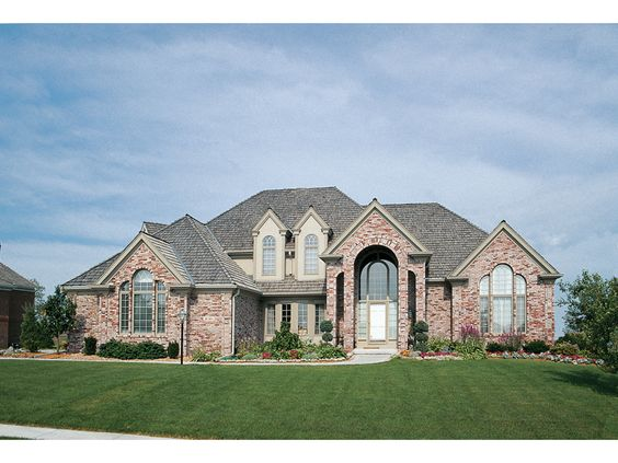 House plans trim color and colors on pinterest for House plans and more com home plans