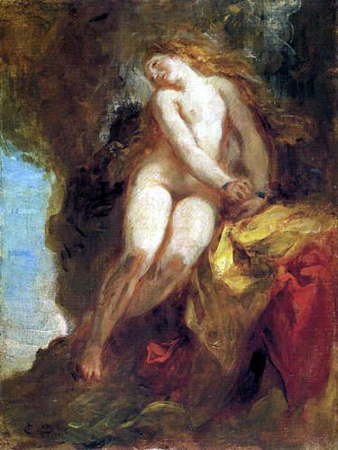 eugene delacroix paintings - Google Search: