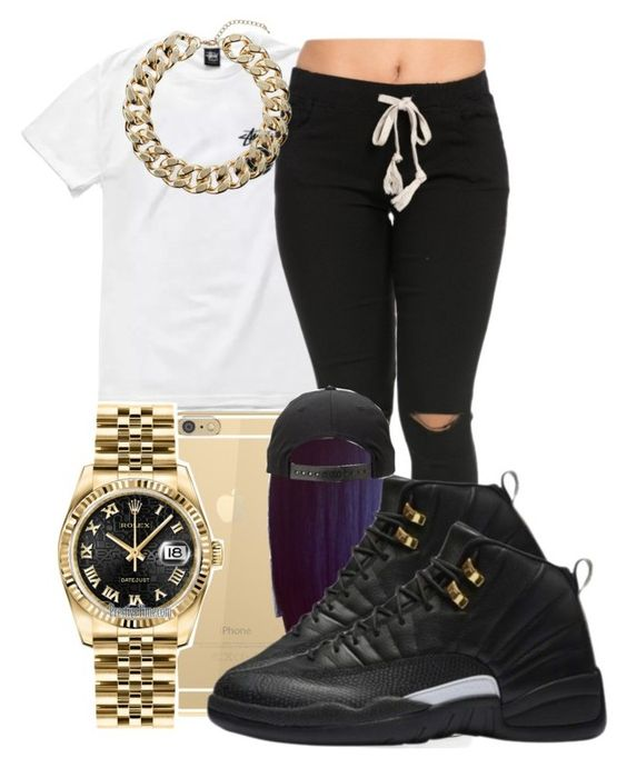 """"""""""" by honey-cocaine1972 ❤ liked on Polyvore featuring Rolex and Topshop"""