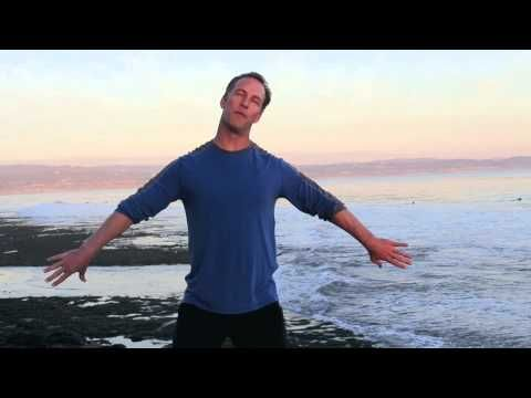 Lee Holden guides Stork Spreads the Feathers, a Qi Gong stretch designed to clear mental stress and tension and open up the neck, arms and shoulders. Learn m...